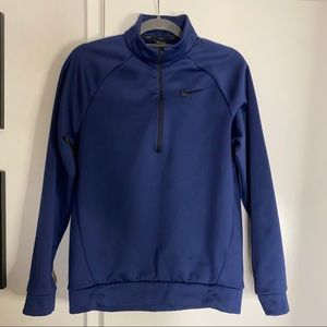 Nike DriFit Dark Blue Pullover